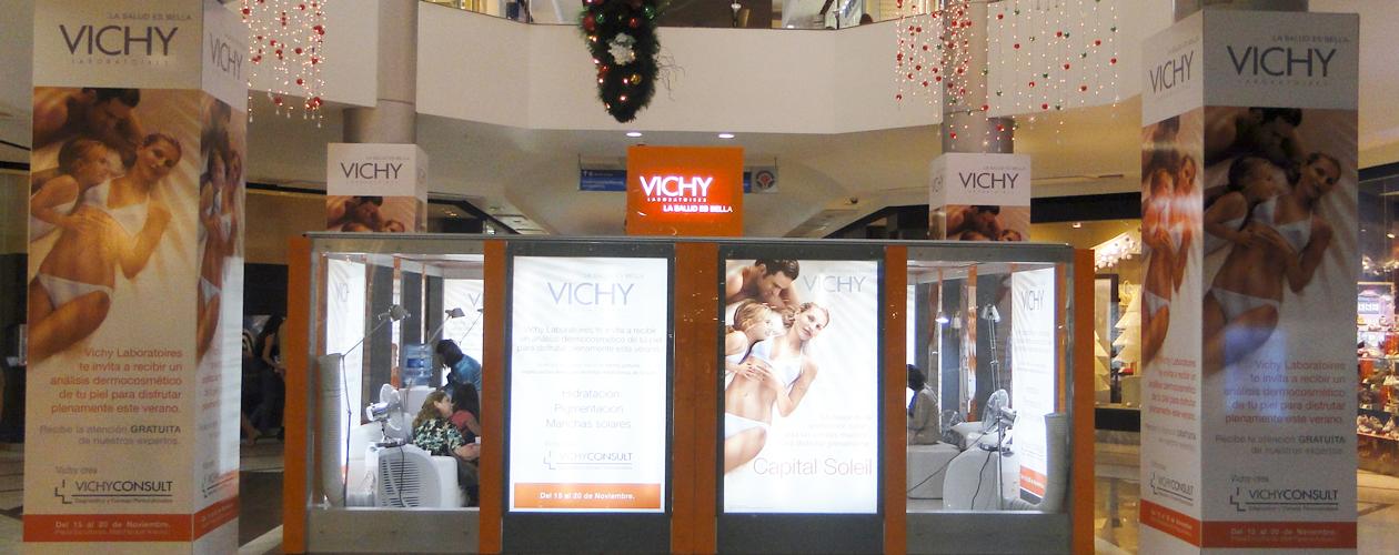 Cambio de Logo corporativo Vichy